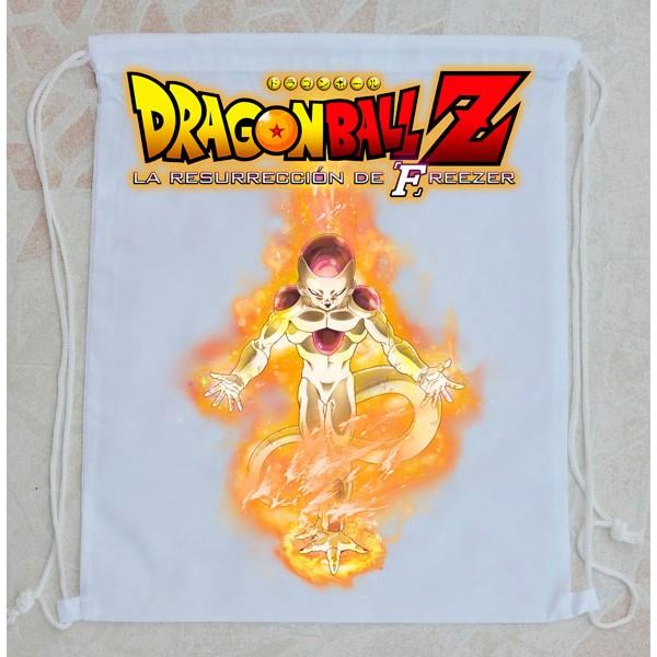 Bolsa Mochila Dragón Ball La Resurección de Freezer