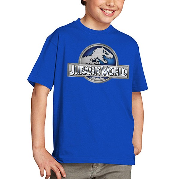 Camiseta Jurassic World Niño