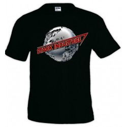 Camiseta Ironman - Stark Industries custom