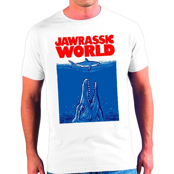 Camiseta Jurassic World Unisex