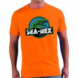 Camiseta Jurassic World Sea Rex