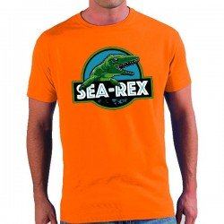 Camiseta Jurassic World Sea Rex