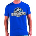Camiseta Jurassic World Logo
