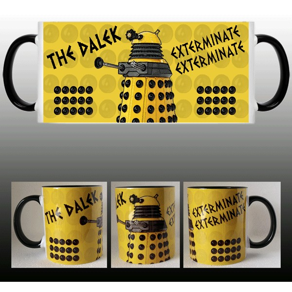Taza Doctor Who Dalek