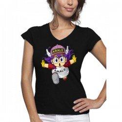 Camiseta Arale Mujer