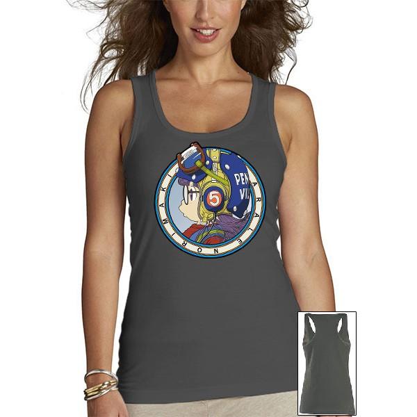 Camiseta Arale Tirantes Mujer