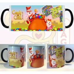 Taza Candy Crush Saga