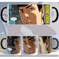 Taza Star Trek