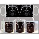 Taza de Darth Vader