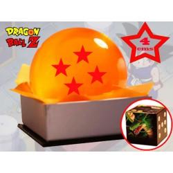 Bola de Dragón 4 Estrellas