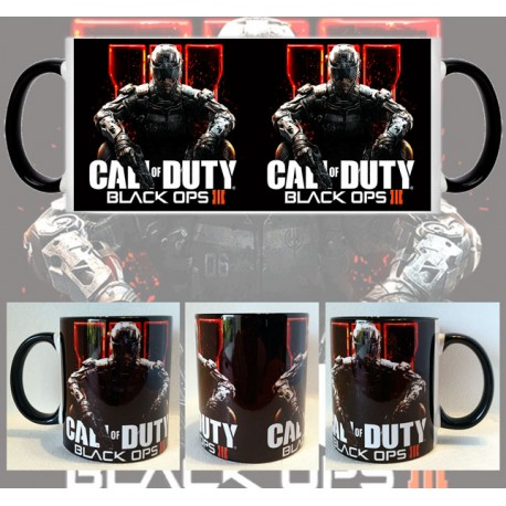 Taza Call of Dutty Black ops 3