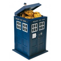 Doctor Who Bote Galletas