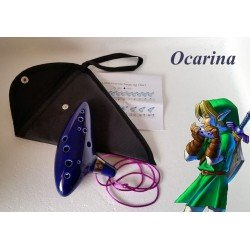 Ocarina Legend of Zelda
