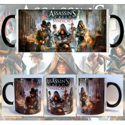 Taza Assassin's Creed Syndicate