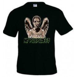 Camiseta Doctor Who - No parpadees