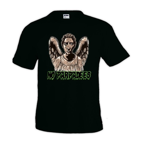 df6f14402 Camiseta Doctor Who - No parpadees - Regalosde