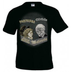 Camiseta Doctor Who - Angel lloroso vs Silencio