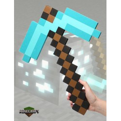 Pico Minecraft Diamante