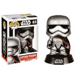 Figura Pop Star Wars Captain Phasma