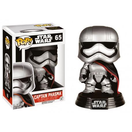 Figura Pop Star Wars Captain Phasma