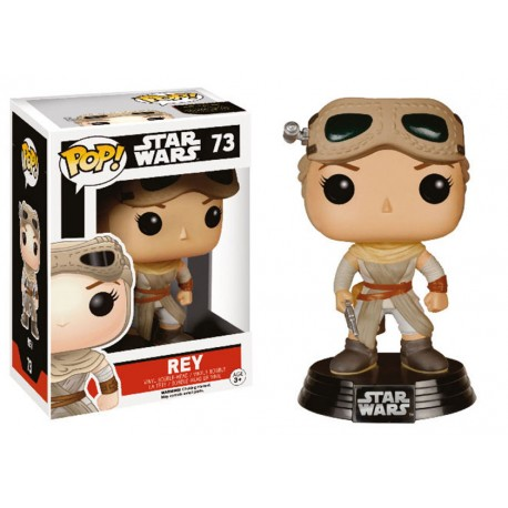 Figura Pop Star Wars Rey