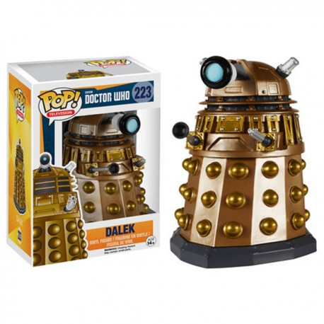 Figura Pop Doctor Who Dalek