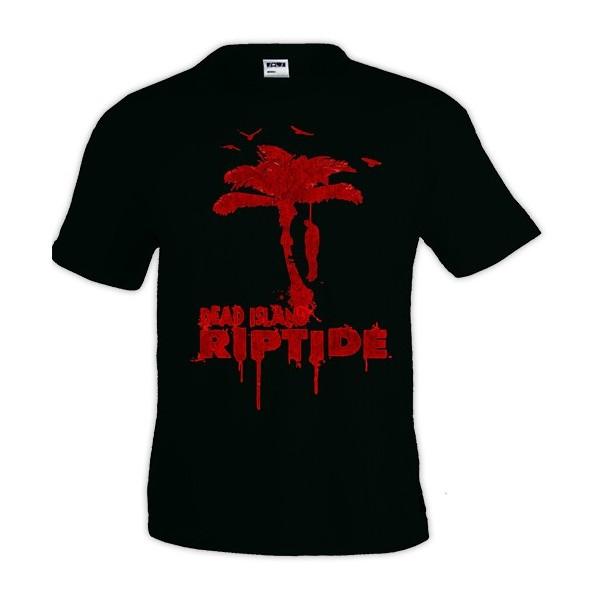 Camiseta Dead Island Riptide, Negra