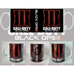 Taza COD Black ops 3 Barras