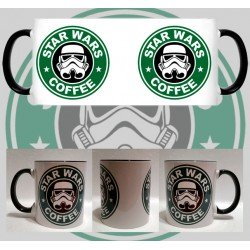 Taza Star Wars Trooper Coffe