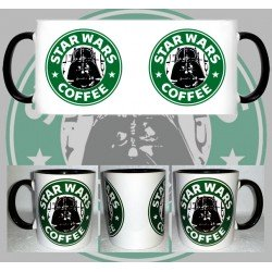Taza Star Wars Darth Vader Coffe