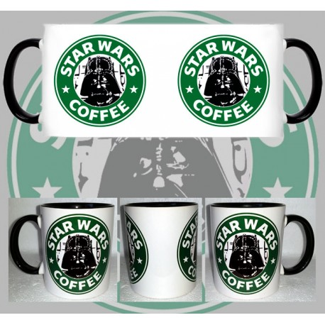 Taza Star Wars Darth Vader Coffe