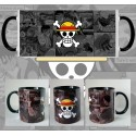 Taza One Piece Comic