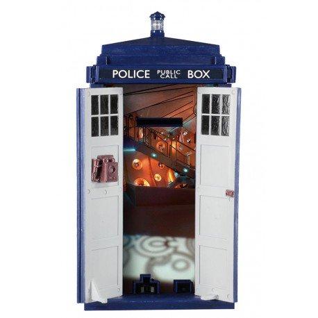 Doctor Who Tardis Hucha Parlante