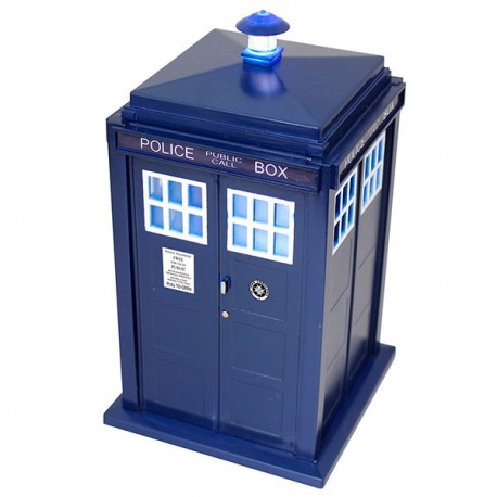 Doctor Who Tardis Lámpara