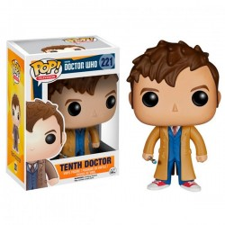 Figura Pop 10Th Doctor Who