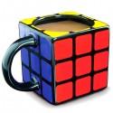 Taza Cubo de Rubik 3D