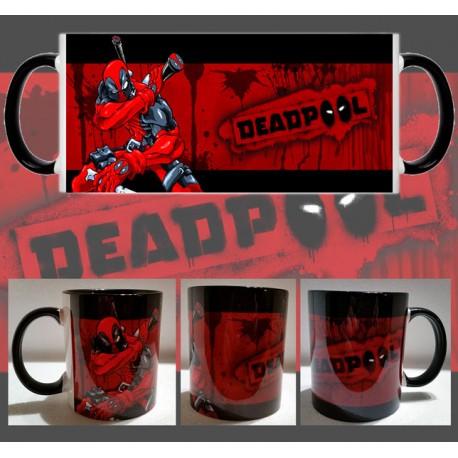 Taza Deadpool Marvel
