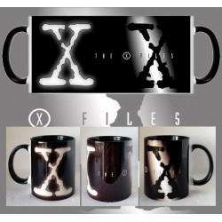 Taza Expediente X