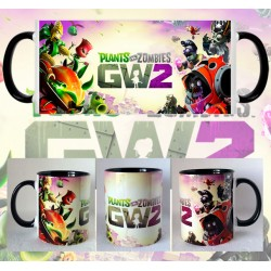 Taza Plantas VS Zombies 2