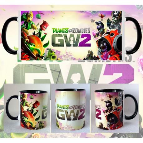 Taza Plantas VS Zombies 2