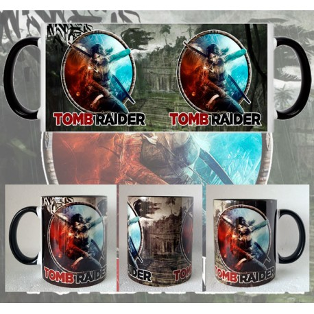 Taza Tomb Raider