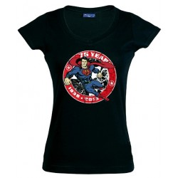 Camiseta Superman 75 aniversario