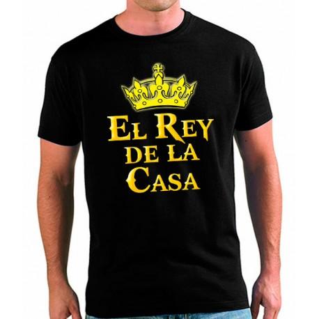 Camiseta Día del Padre - El Rey