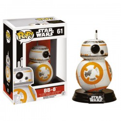 Figura Pop Star Wars BB 8