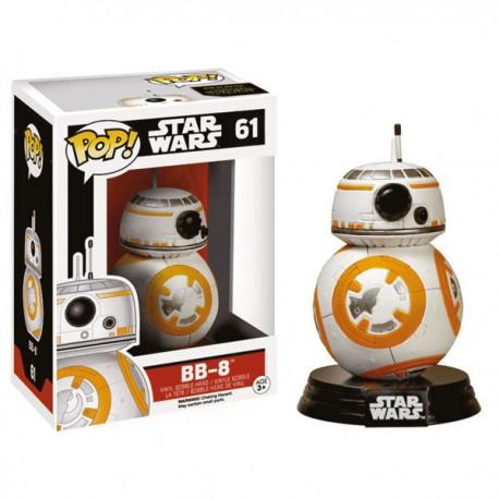 Figura Pop Star Wars BB 8