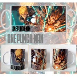 Taza One Punch Man Genos