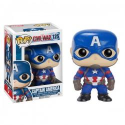 Figura Pop Capitán América
