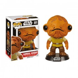 Figura Pop Star Wars Admiral Ackbar