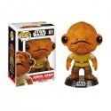 Figura Pop Star Wars Admiral Ackbar
