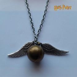 Colgante Harry Potter Snitch